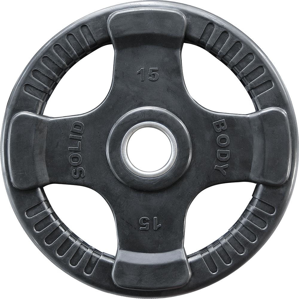 Body-Solid Rubber 4 Grip Olympische...