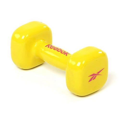 Reebok Fit /& Balance Trampolin grau//gelb