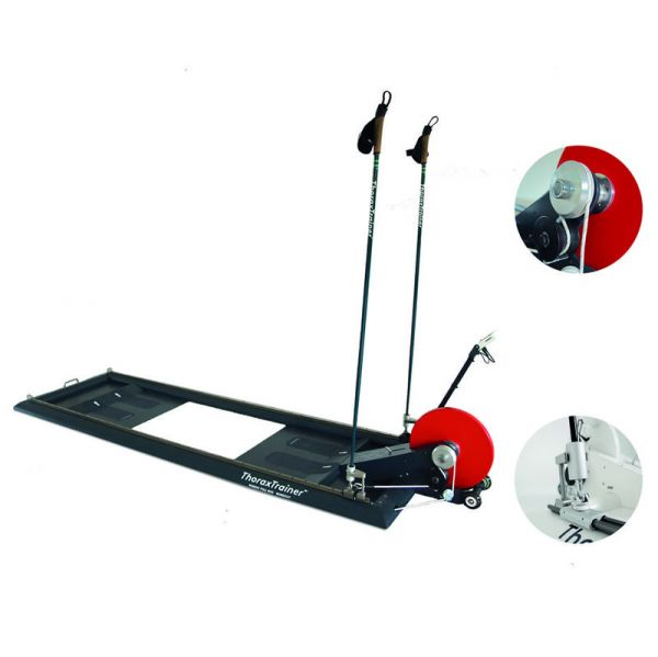 ThoraxTrainer Ski-Ergometer Home