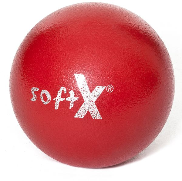 softX® -Schaumstoffbälle rot 8-21 cm