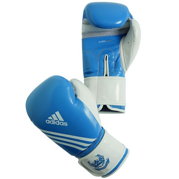 Adidas Boxhandschuh Fitness Blau