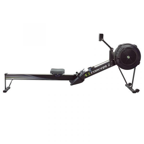 Concept2 Rudergerät Indoor Rower Modell D PM5 schwarz