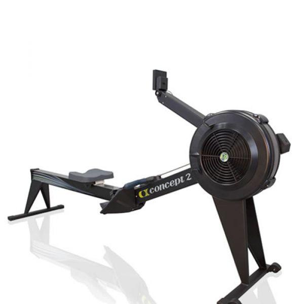 Concept2 Rudergerät Indoor Rower Modell E Schwarz