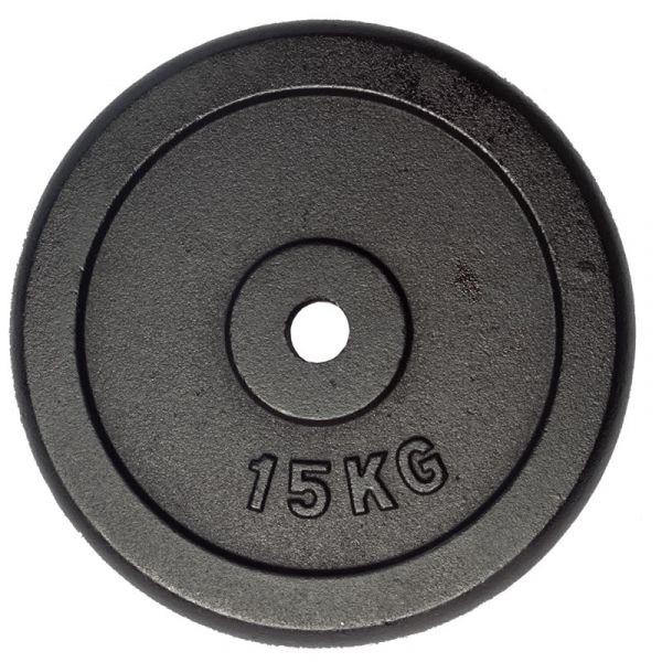 CARDIOfitness Hantelscheibe 15kg