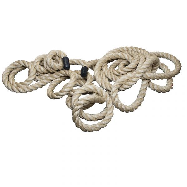 CARDIOfitness Battle Rope Natur