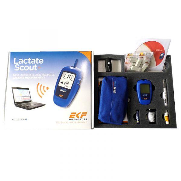 EKF Lactate Scout 4 Start-Set