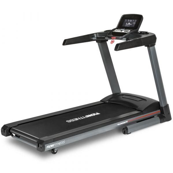 Flow Fitness Laufband Runner DTM3500i