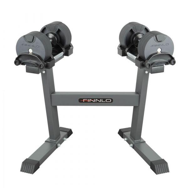 Finnlo Maximum SmartLock Hantel-Set 2x 32kg