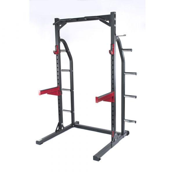 FUEL Fitness HR400 Half Cage mit Hantelscheibenständer
