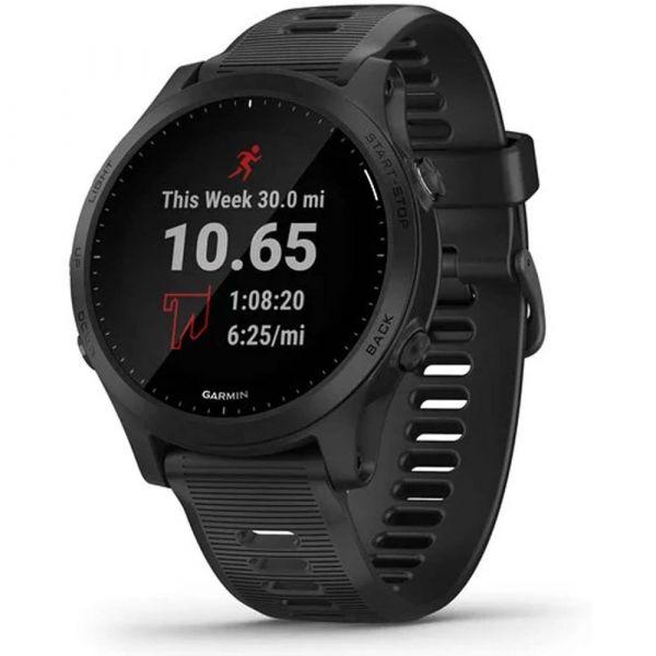 Garmin Forerunner 945 Schwarz GPS-Laufuhr