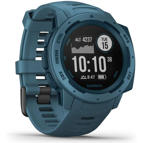 Garmin Instinct Blau/Dunkelblau GPS-Outdooruhr