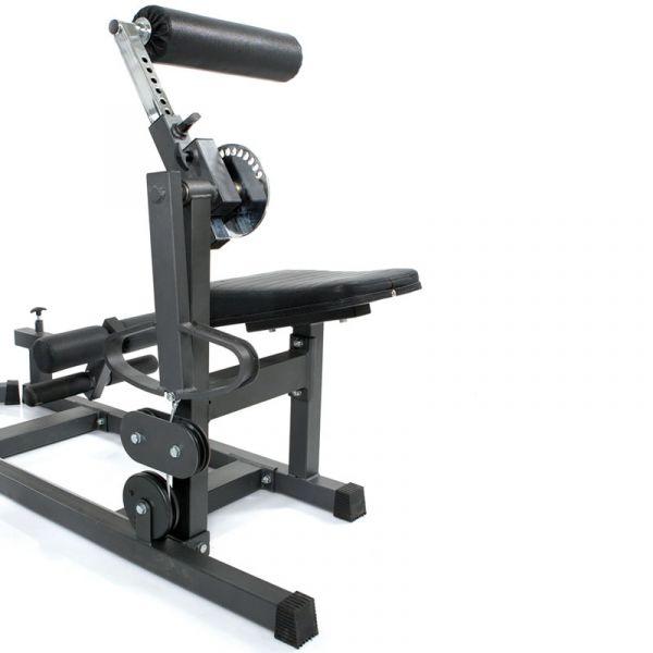 Hammer Finnlo Bauch- und Rückentrainer für Autark 6000