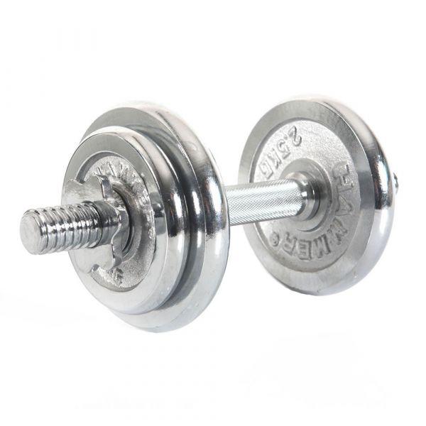 Hammer Finnlo Kurzhantel-Set 10 kg Chrom