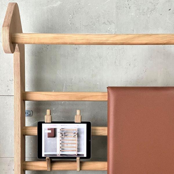 Heimholz Tablethalterung für Sprossenwand