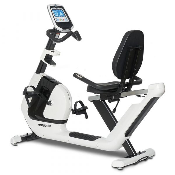 Horizon Fitness Liegeergometer Comfort R8.0