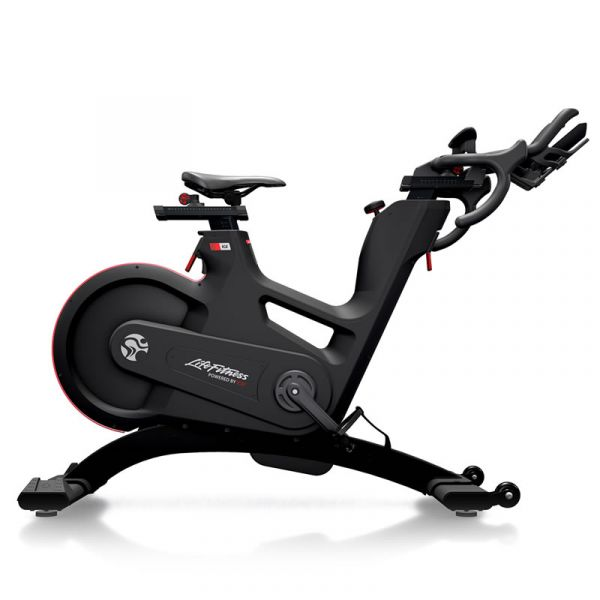 Life Fitness Indoor Cycle IC8 Power Trainer Powered by ICG