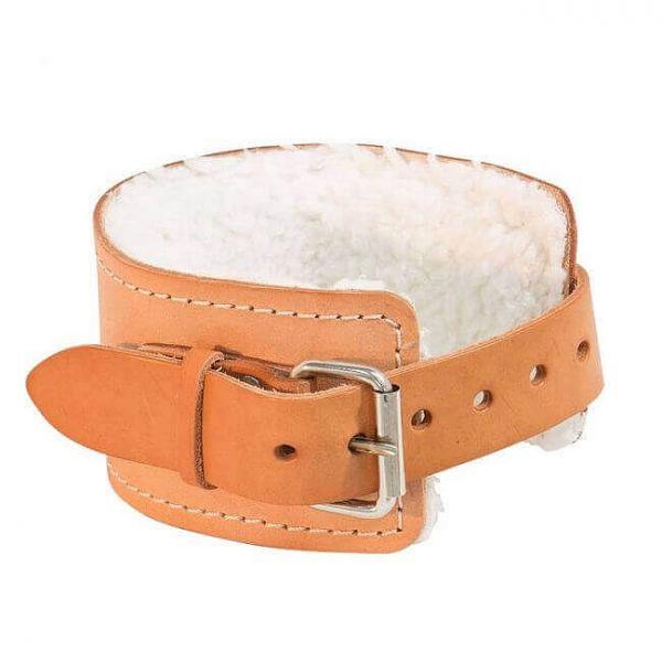 IFS Fußschlaufe Leder, verstellbar, extra weich gepolstert
