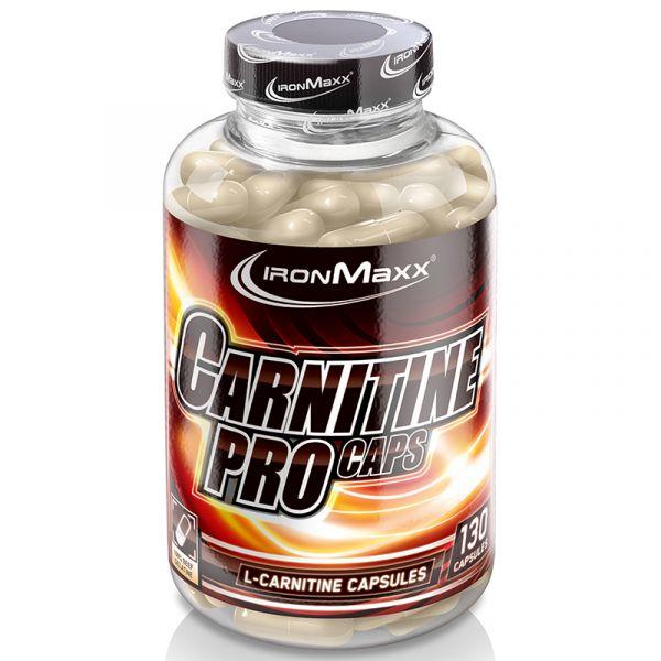 IronMaxx L-Carnitin Carnitin Pro