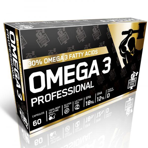 IronMaxx Mineralien Omega 3 Professional (60 Kapseln)