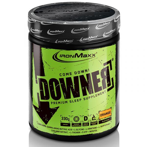 IronMaxx Trainingsbooster Downer 330g Dose Orange