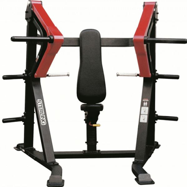 Impulse Chest Press Sterling Serie