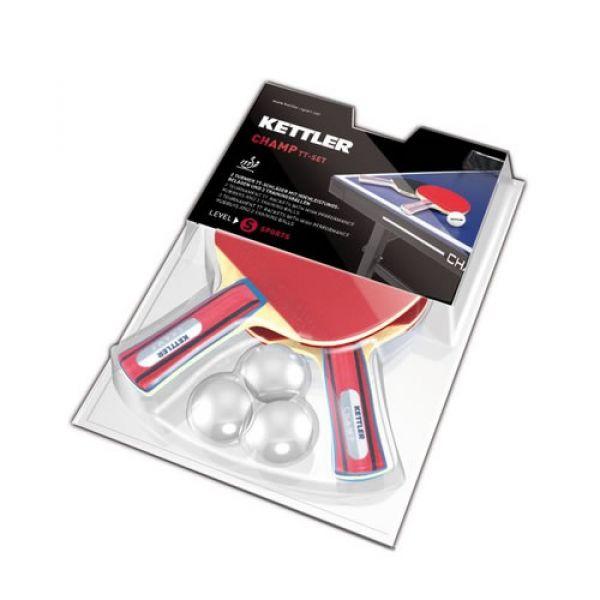 Kettler TT-Set Champ inkl. TT-Bällen