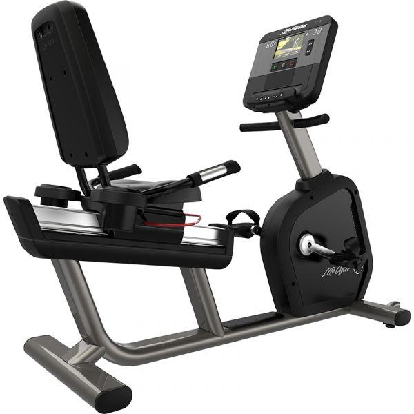 Life Fitness Liegeergometer Club Serie Plus
