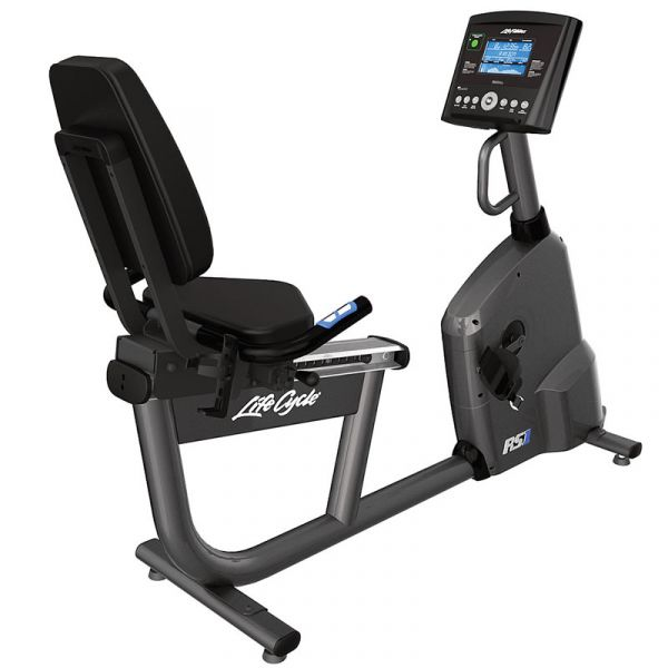 Life Fitness Liegeergometer RS1 Go