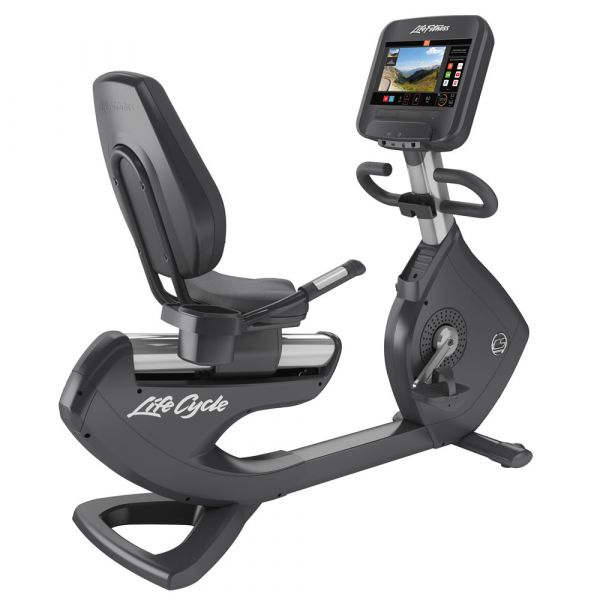 Life Fitness Platinum Club Series PCS Liegeergometer Discover SE3 HD