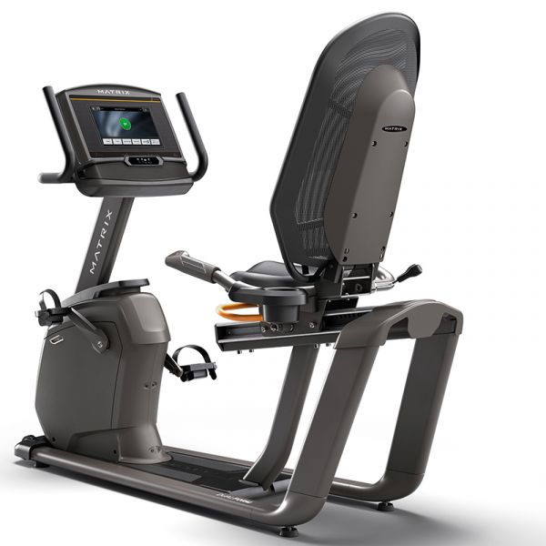 Matrix Halbliege-Ergometer Recumbent Bike R50