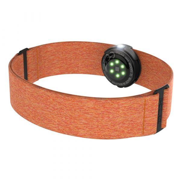 Polar OH1 Orange Optischer Pulssensor