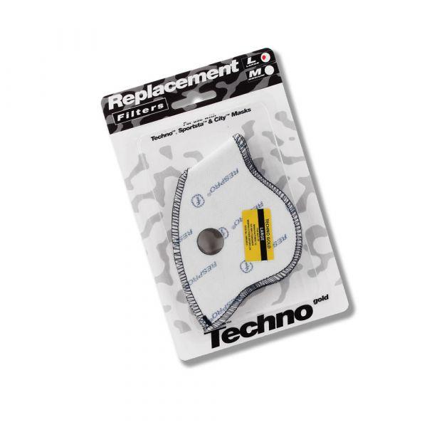 Respro Ersatzfilter für Techno, Sportsta & City Masks