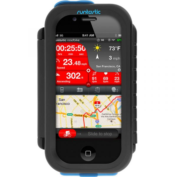 Runtastic iPhone Bike Case für iPhone 4/4S/5
