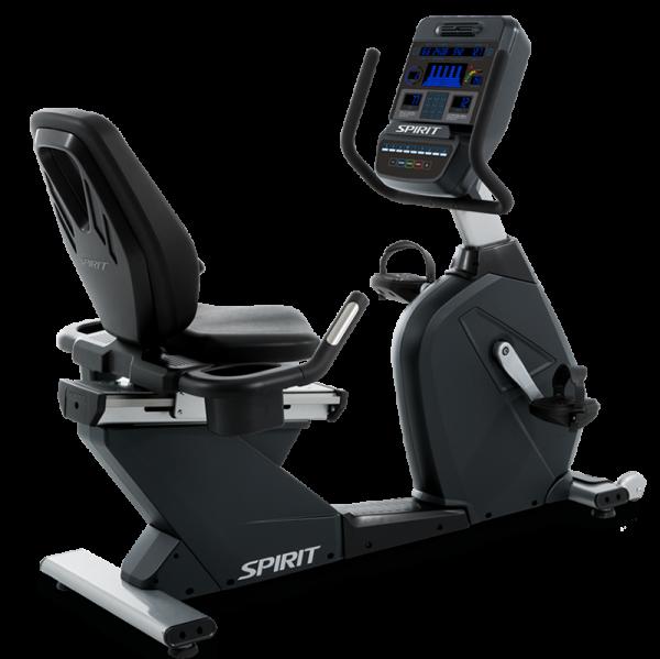 Spirit Fitness Studio-Liegeergometer CR900