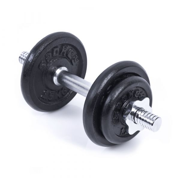 Spokey Kurzhantel-Set 10kg