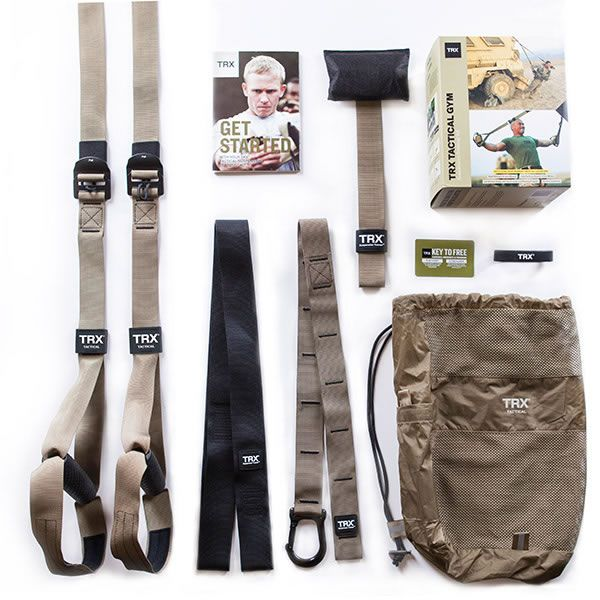 TRX Suspension Trainer Force Kit Tactical