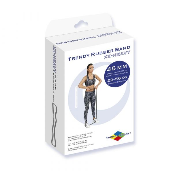 Trendy Rubber Band Fitnessband