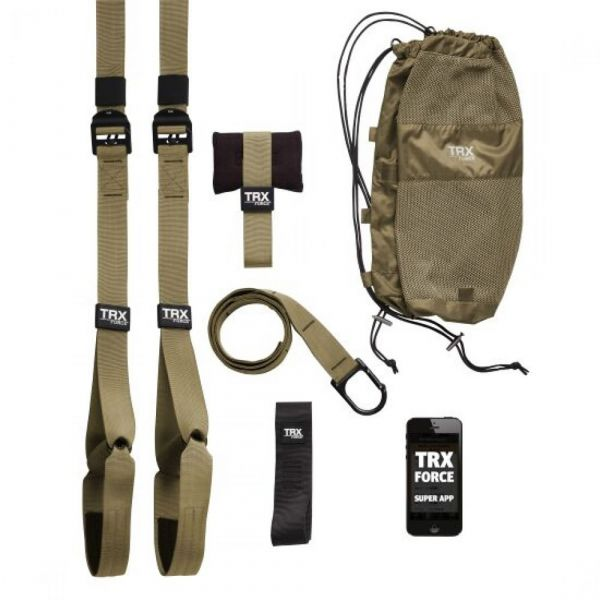 TRX Suspension Trainer Force Kit Tactical