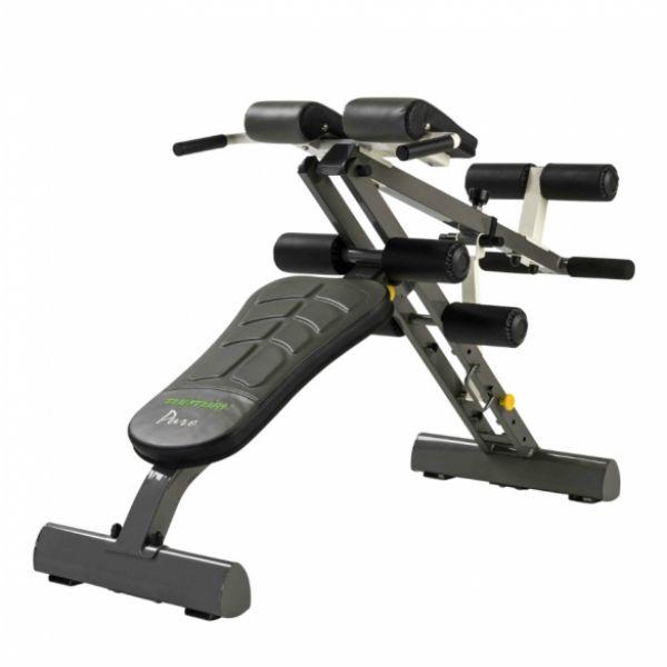 Tunturi Pure Core-Bauch-Rückentrainer