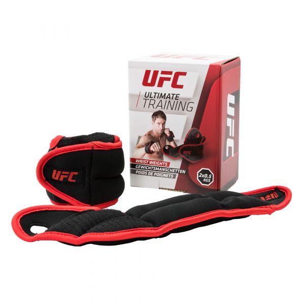 UFC WRIST WEIGHT Gewichtsmanschetten Handgelenk, Paar