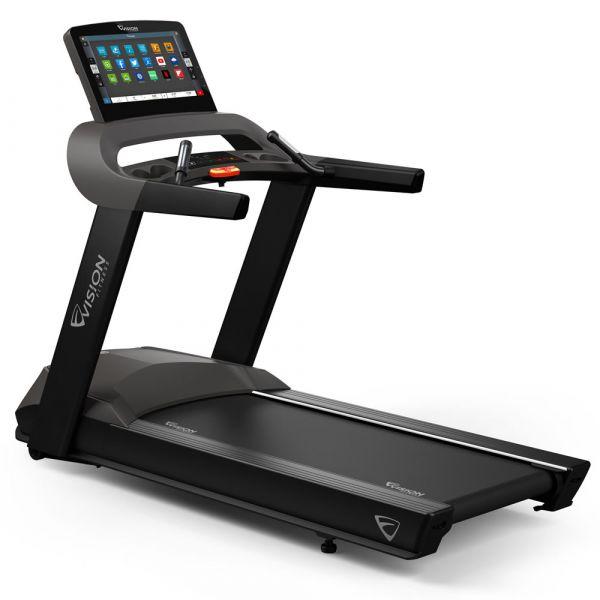 Vision Fitness Laufband T600E