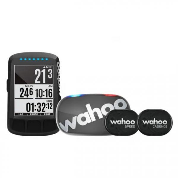 Wahoo ELEMNT ROAM GPS-Fahrradcomputer Set