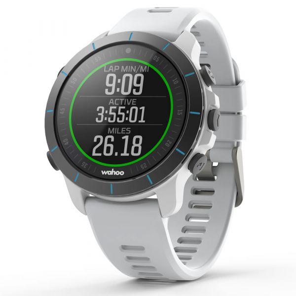 Wahoo ELEMNT RIVAL Multisport GPS Uhr Kona Weiss