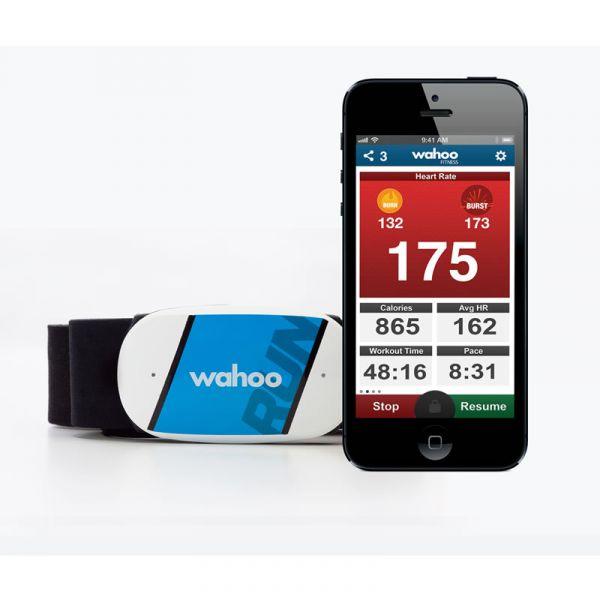 Wahoo Fitness TICKR RUN BT 4.0 ANT+ Brustgurt