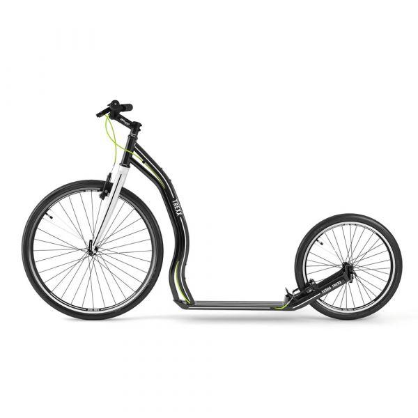 Yedoo Alloy Trexx Scooter schwarz-weiß