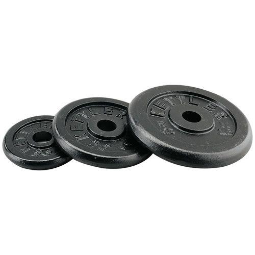 Hantel Gewichte Hantelscheibe aus Gußeisen Stück: 10 kg