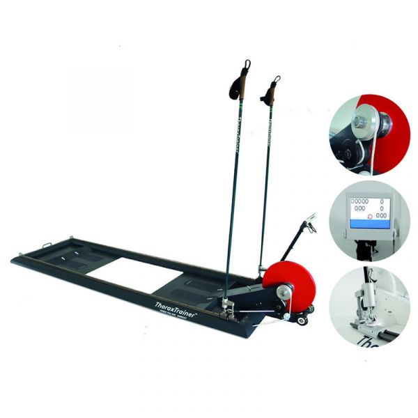 ThoraxTrainer Ski-Ergometer Home Elite