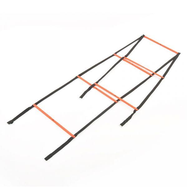 Adidas SPEED Ladder, Koordinationsleiter inkl. Tragetasche