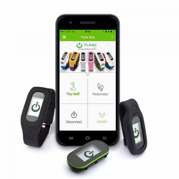 TLink GPS Golf Uhr