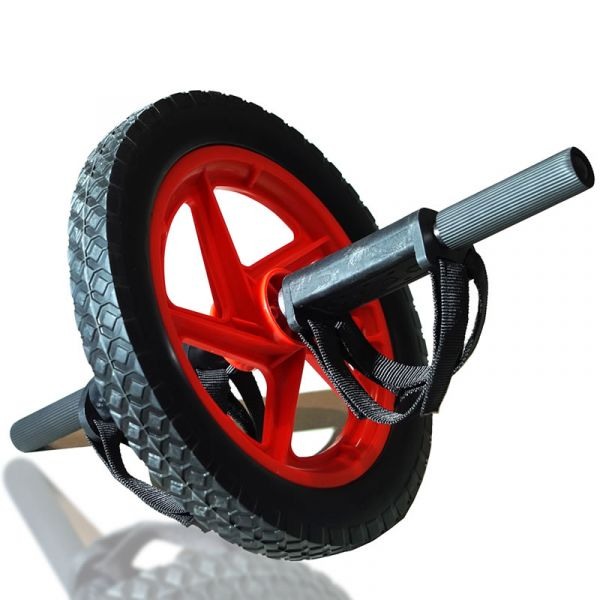 CARDIOfitness Bauchtrainer Power Wheel